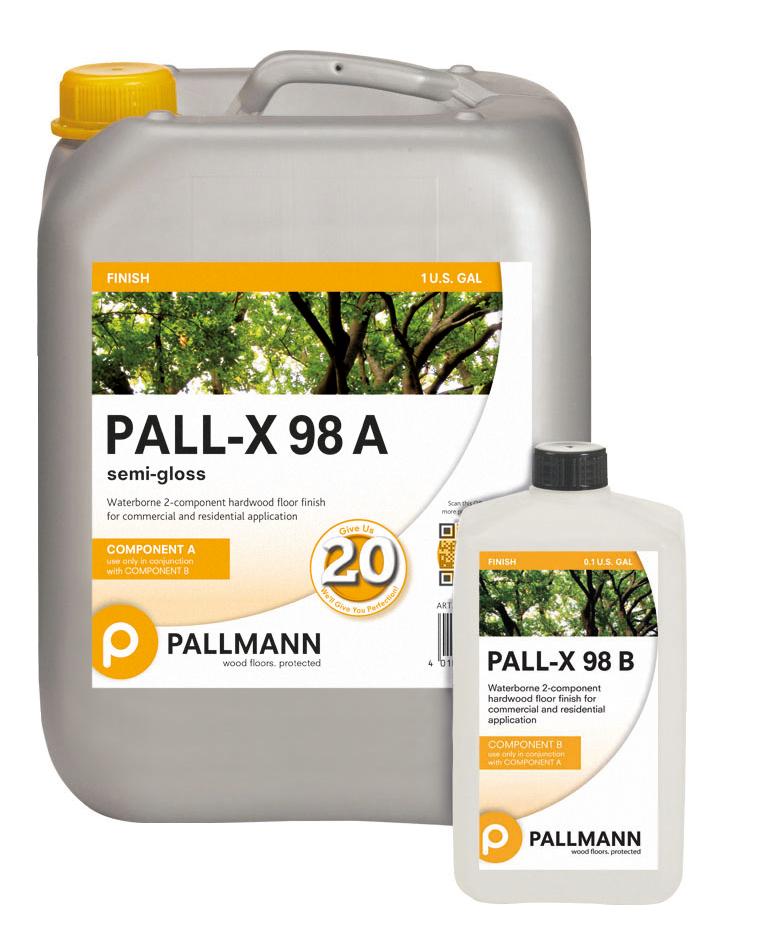 Pallmann Pall X-98 (5,5 л)
